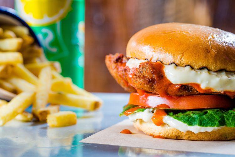 Feature Burger!